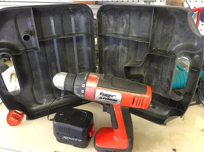 Firestorm Electric Drill-Cordless for sale in West Jordan , UT