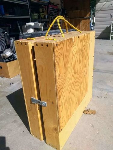Large Wood Locking Case for sale in Sandy , UT