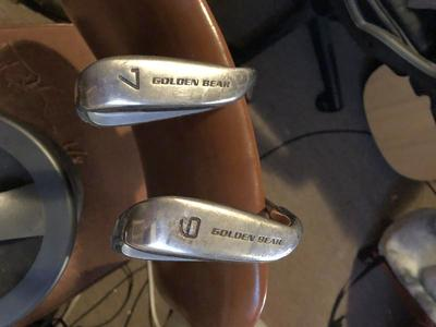Golden Bear Irons