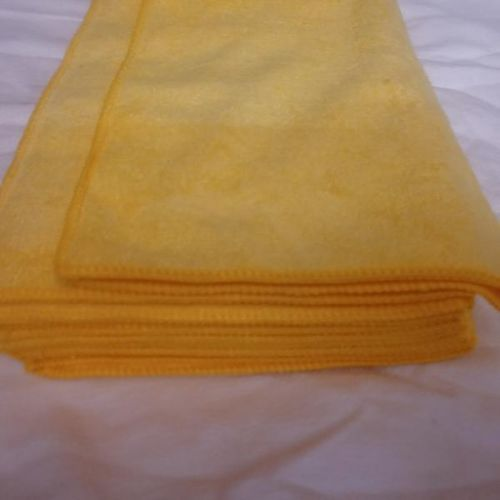 Face mask materials Micro Fiber Cloth 16x16