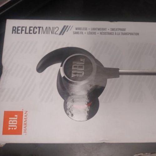 JBL Reflect Mini 2 In-Ear Wireless Sport Headphone for sale in West Jordan , UT