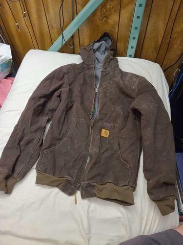 Carhartt XL Duck Jacket 14808 Blanket Fleece Lined for sale in West Jordan , UT