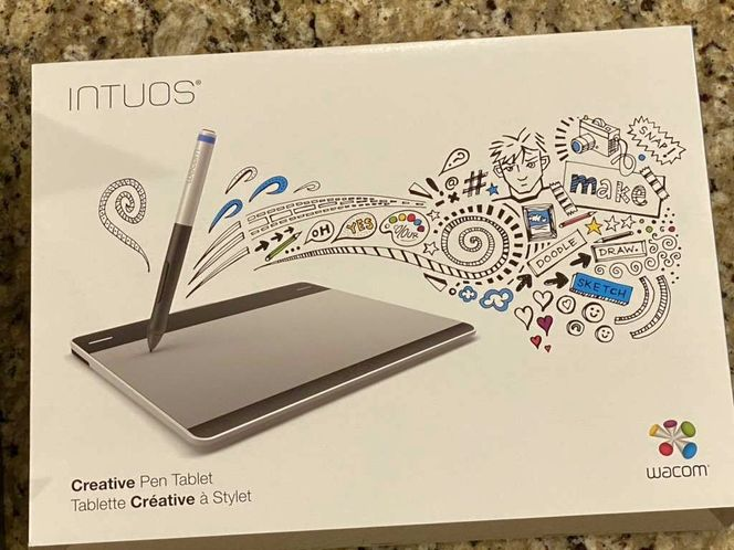 Wacom Intuos Creative Drawing Tablet for sale in Wellsville , UT