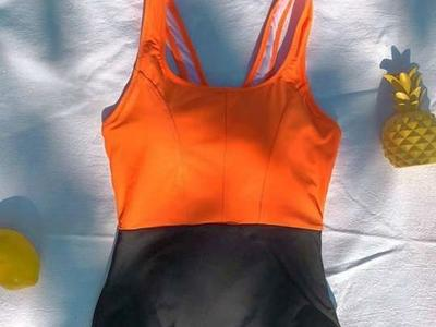 Brand New One Piece High Waisted Swimsuit