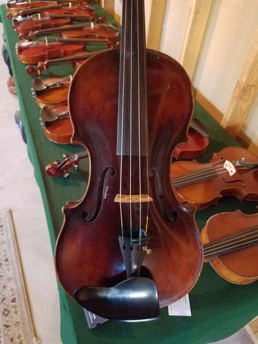 Curt Wunderlich violin, 1965, from collection for sale in Lehi , UT