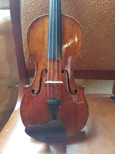 1757 Carlo Landolfi 4/4 fine violin, 18th Century for sale in Lehi , UT