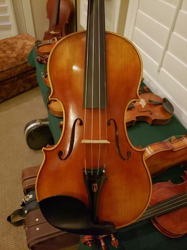 1997 Josef Holpuch 4/4 violin (Watch VIDEO) for sale in Lehi , UT