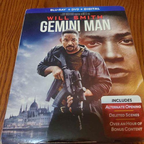 New Will Smith Gemini Man bluray dvd digital for sale in Kaysville , UT
