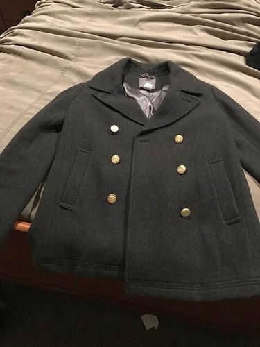 J crew majesty pea coat. for sale in Draper , UT