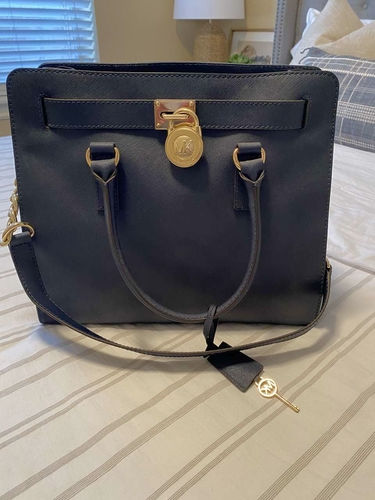Michael Kors saffiano leather hand bag for sale in Draper , UT