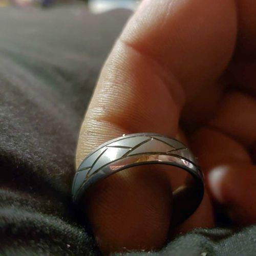 Triton tungsten carbide ring for sale in Salt Lake City , UT