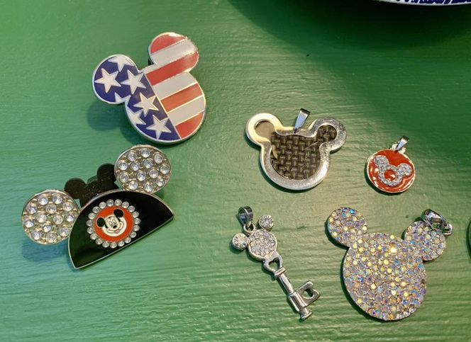 Disney Mickey Mouse Pins/Jewelry Bundle  for sale in Centerville , UT
