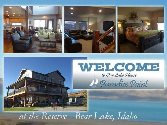 Paradise Point at Bear Lake Utah/Idaho for rent in Fish Haven , ID