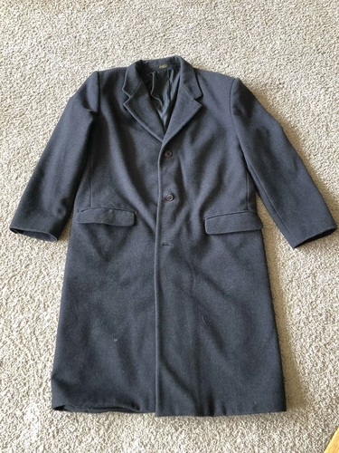 Mens long wool dress coats for sale in Farmington , UT
