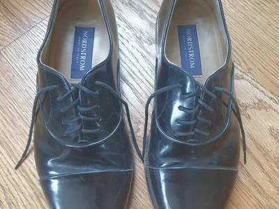 Nordstrom black dress shoes