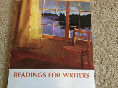 Reading For Writers