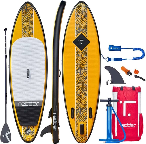 edder Inflatable Stand Up Paddle Board Kit Utral Light for sale in Logan , UT