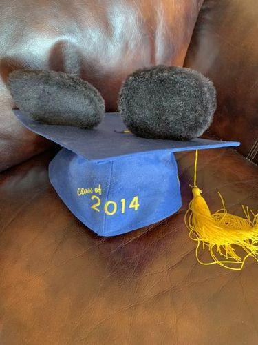 Disneyland Graduation Hat From Disney  for sale in South Jordan , UT