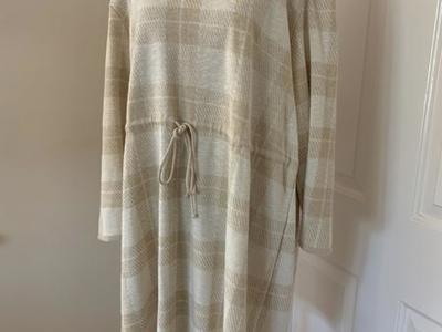 Motherhood Maternity Plaid Dress XL