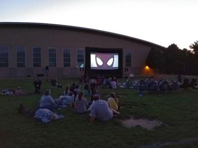 Outdoor Inflatable Movie Screen System Rental for rent in West Jordan , UT
