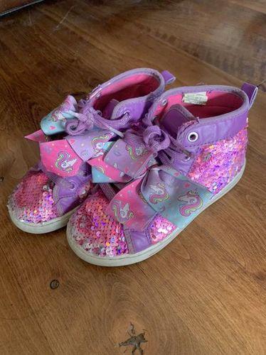 Kids Unicorn Jojo Shoes Size 13 for sale in Riverton , UT