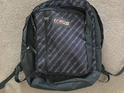 "Commuter/Student Backpack ""Trans"" By Jansport"