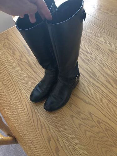 👢 Women's low heeled boots 👢 Size 8.5 for sale in Ogden , UT
