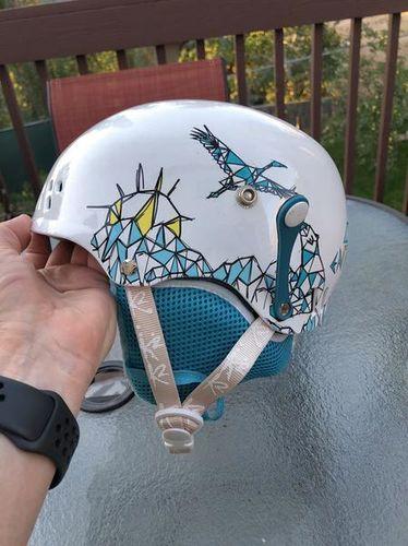 K2 Entity Child Helmet Size XS w/ Liner for sale in Ogden , UT