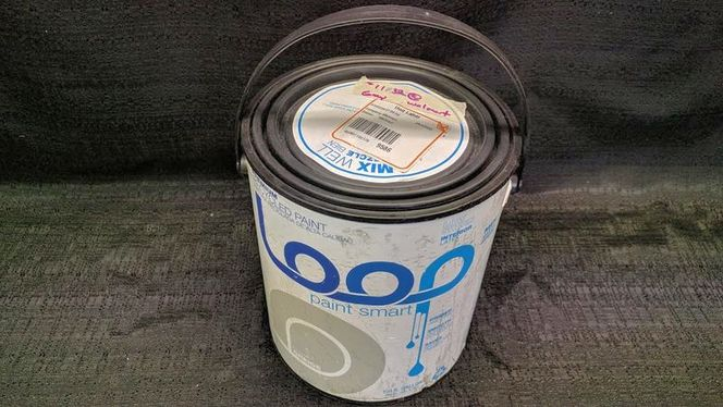 Loop Premium Recycled Paint, Greige for sale in Salt Lake City , UT