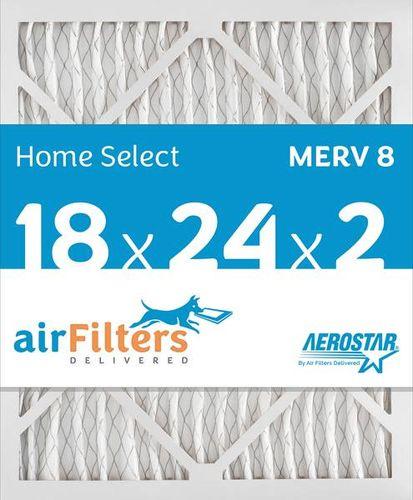 MERV 8 Pleated Air Filter 18 x 24 x 2 for sale in Salt Lake City , UT