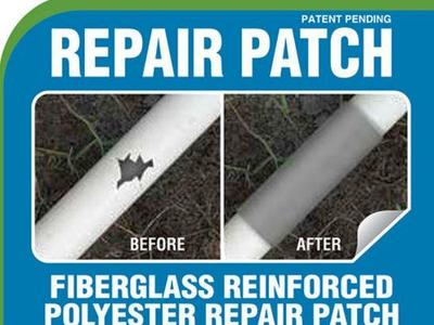 E-Z Weld Fiberglass Repair Kits and Patches