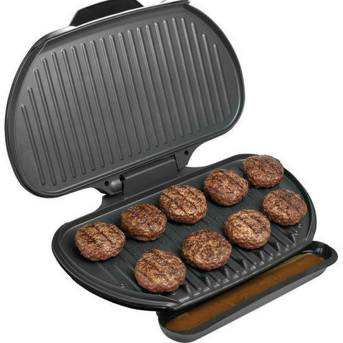 George Foreman GR144 Family Size Indoor Grill for sale in Salt Lake City , UT