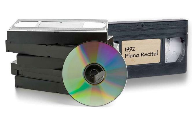 VHS to Digital Conversion Service for sale in Stockton , UT