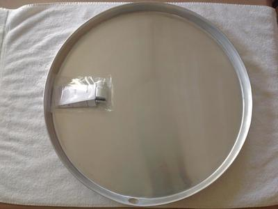 24 inches water heater  drain pan