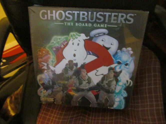 ghostbusters the board game for sale in Hurricane , UT