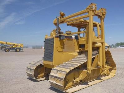 1998 Caterpillar D6M LGP - Pipelayer Dozer