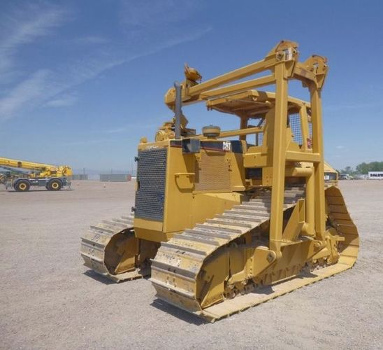 1998 Caterpillar D6M LGP - Pipelayer Dozer for sale in Salt Lake City , UT