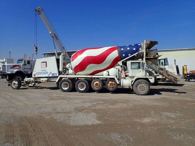 2011 Terex FDB6000 - Mixer Truck for sale in Salt Lake City , UT