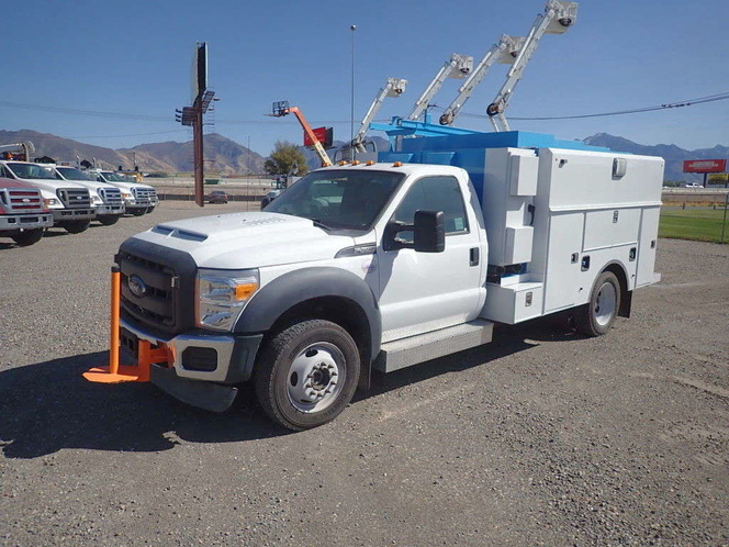 2014 Ford F550 XL - Utility Truck for sale in Salt Lake City , UT
