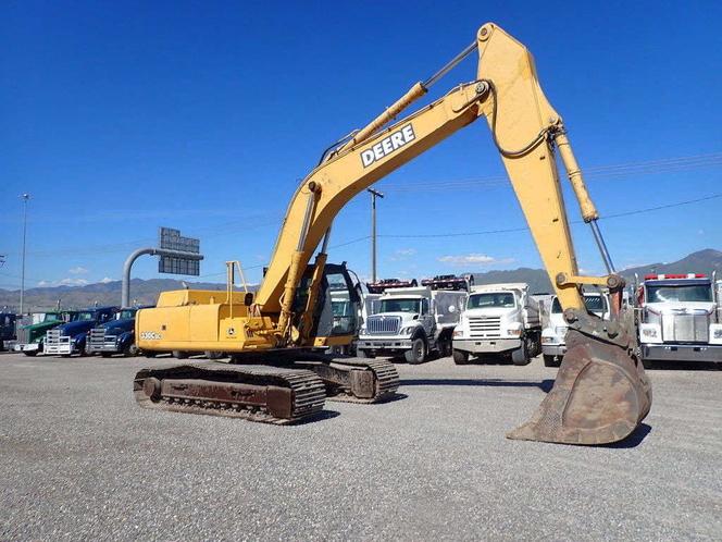 2005 John Deere 330CLC for sale in Salt Lake City , UT