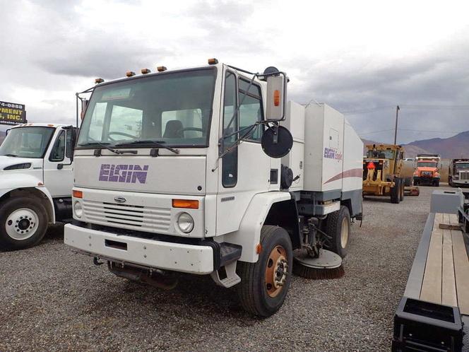2001 Sterling Elgin Eagle F Street Sweeper for sale in Salt Lake City , UT