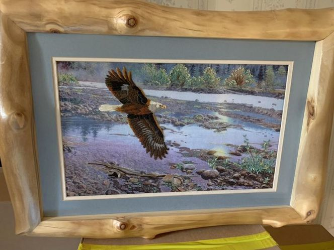 Beautiful Silhouette Eagle Flying for sale in Provo , UT
