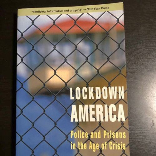 Lockdown America By Christian Parenti for sale in Provo , UT