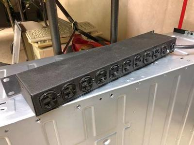 Transector Rack Mount Power Supply
