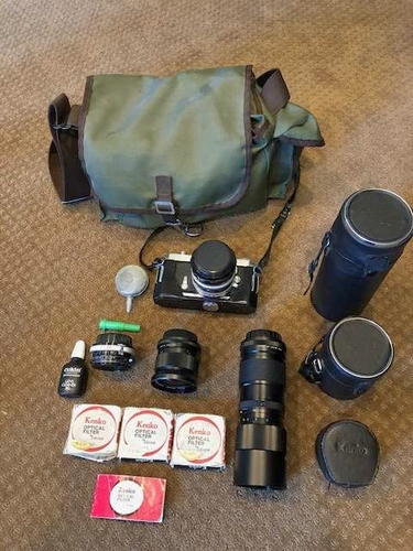 Nikon Camera and Accessories for sale in Paradise , UT