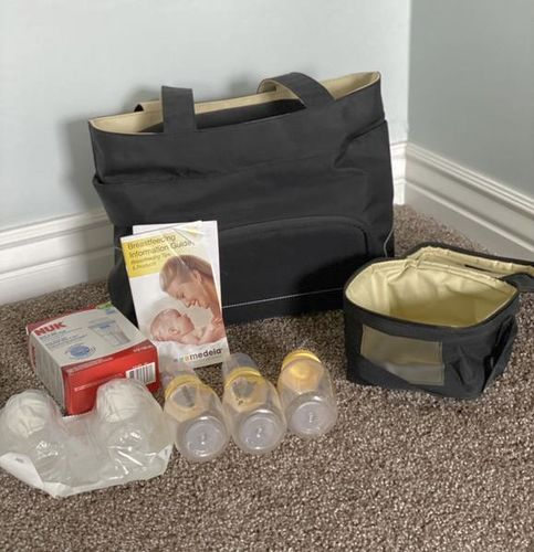 Medela In Style Advanced Double Breast Pump for sale in Saratoga Springs , UT