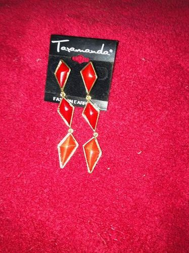 Cool Red Earnings for sale in Holladay , UT