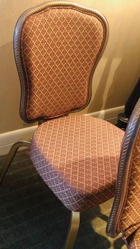 1 High End Banquet Chair Used for sale in Holladay , UT
