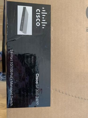 Cisco SF300- 24 Port Managed Switch for sale in Cottonwood Heights , UT