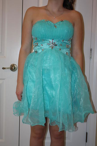 Short Turquoise Formal for sale in Payson , UT